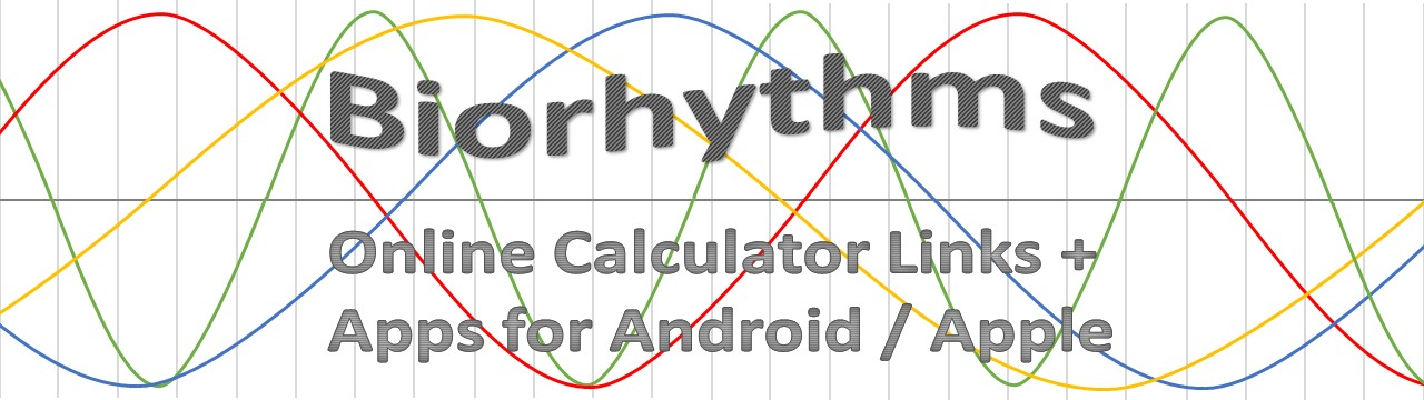 biorhythm calculator links