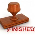 October 2013 Numerology Forecast – Finish Projects