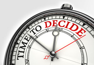 decision time