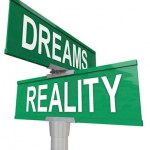 dreams vs reality