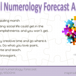 April 2015 Numerology Forecast – Social and Creative