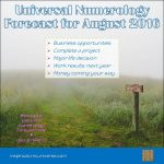 August 2016 – Numerology Forecast – Decision Time