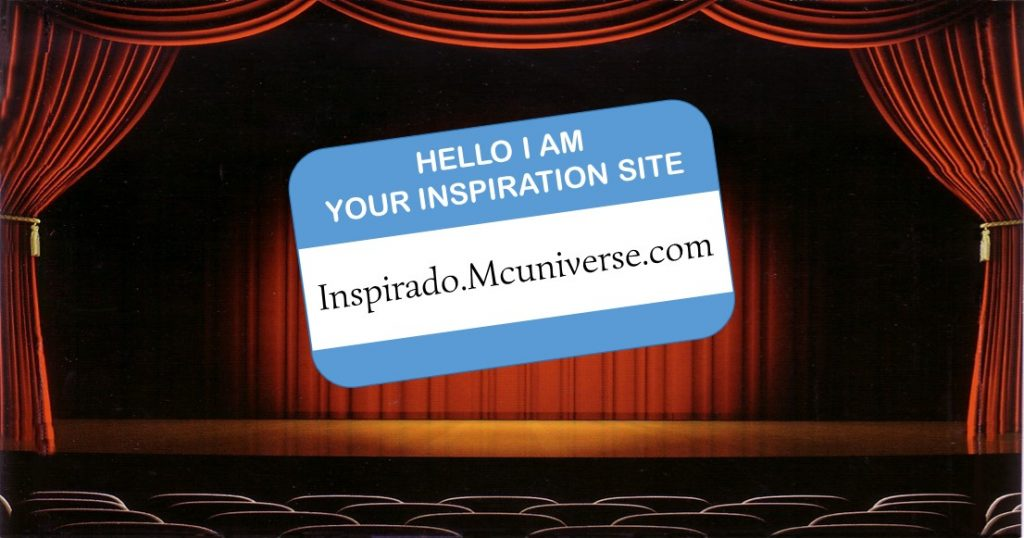 hello, I am your inspiration site