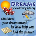 What does my dreams mean?