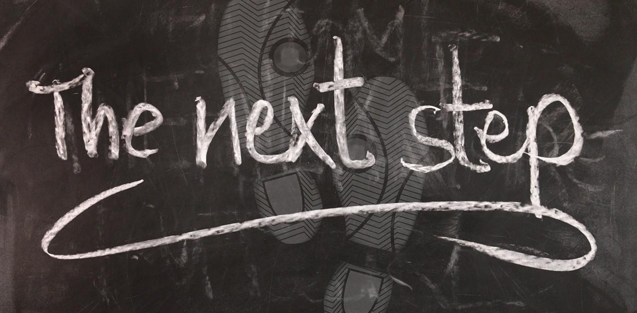 change - next step